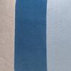 Celine Kyanite Linen Velvet Pillow - Details
