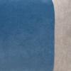 Celine Kyanite Linen Velvet Lumbar Pillow - 14 x 20 Detail