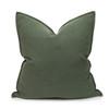 Simone PURE LINEN pillow Cactus - front