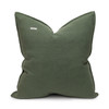 Simone PURE LINEN pillow Cactus - back