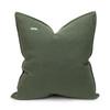 Simone PURE LINEN pillow Cactus - back