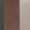 Celine Smokey Quartz Linen Velvet Pillow - Detail