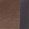 Celine Green Tourmaline Linen Velvet Lumbar Pillow - 14 x 20 Fabric Detail