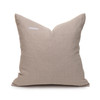 Selsey Mud Cloth Pillow - 20 - Back