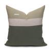Jade Pure Linen Cooper 22 pillow - back