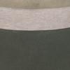 Jade Pure Linen Cooper 22 pillow - fabric detail