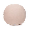 Ronde Nude Pure Linen Round Pillow - Back
