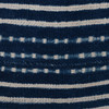 Pearl Indigo Pillow 22 x 22 - Detail
