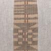 Daku Natural Linen and Aso Oke Pillow - 20-  Detail