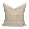 Dune Handspun Indian Wool - Sage- 20 x 20 - Front View