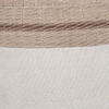 Ember Natural Linen and Aso Oke Pillow - 22- Details