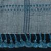 Julia Indian Delphi Wool Tassel Lumbar Pillow - 1436- Details