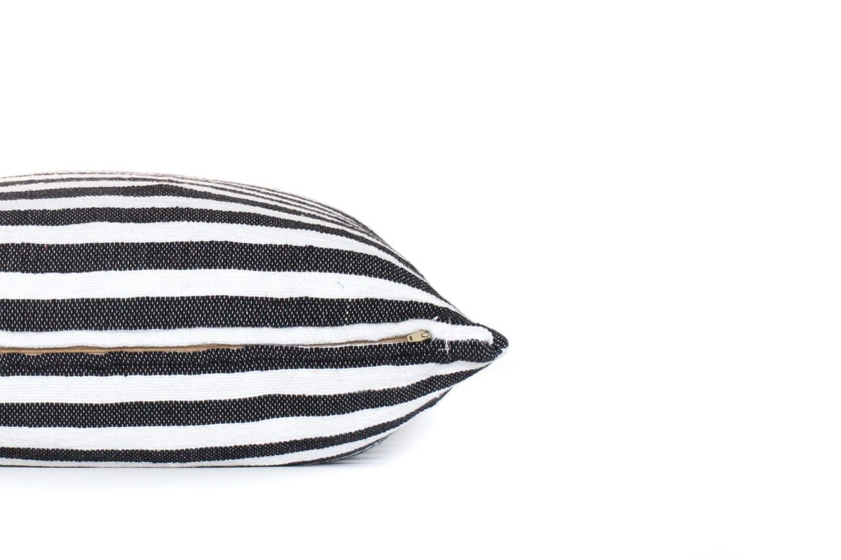Cabana Pillow Black
