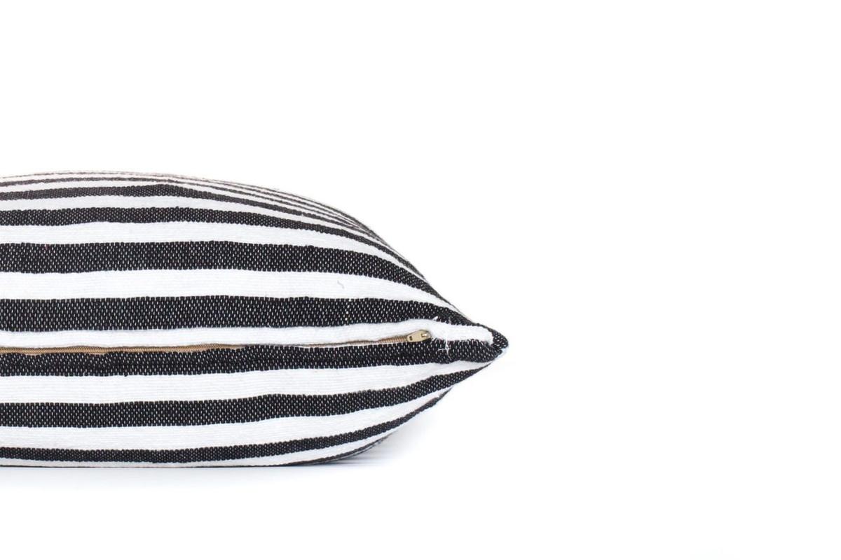 Cabana Pillow Black