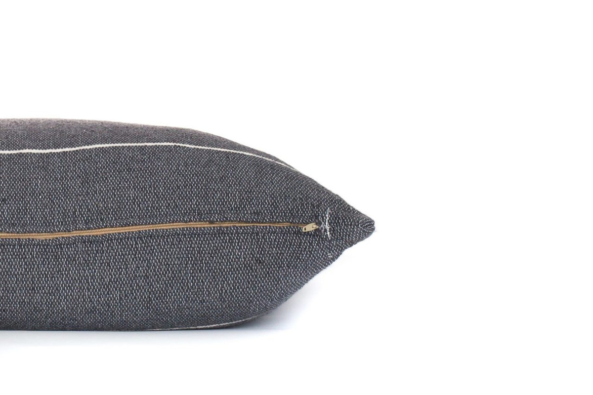 Beach House Pillow French Gray
