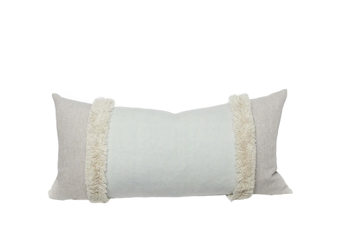 Haven Pillow Aquamarine