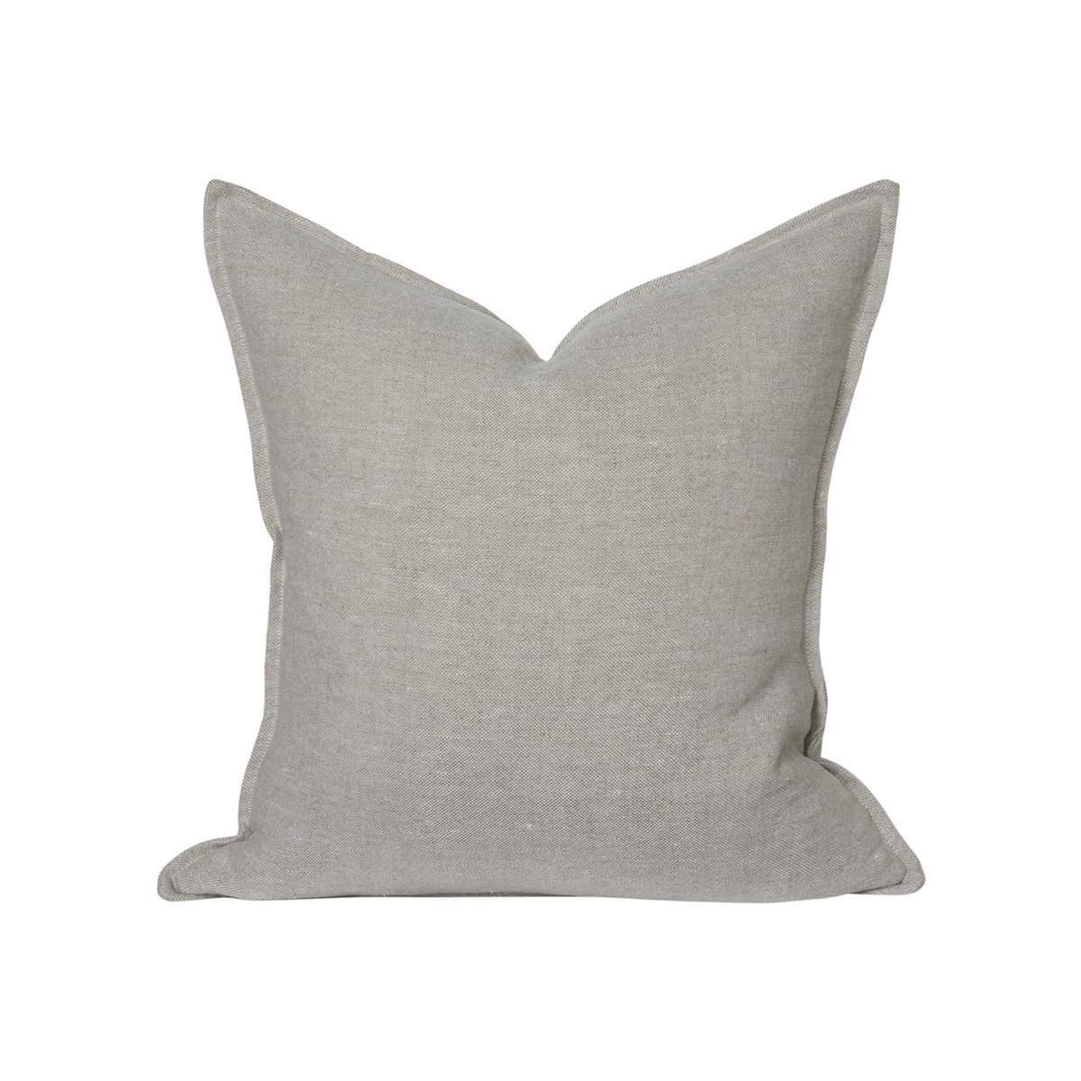 Simone Linen Pillow 22 - Natural