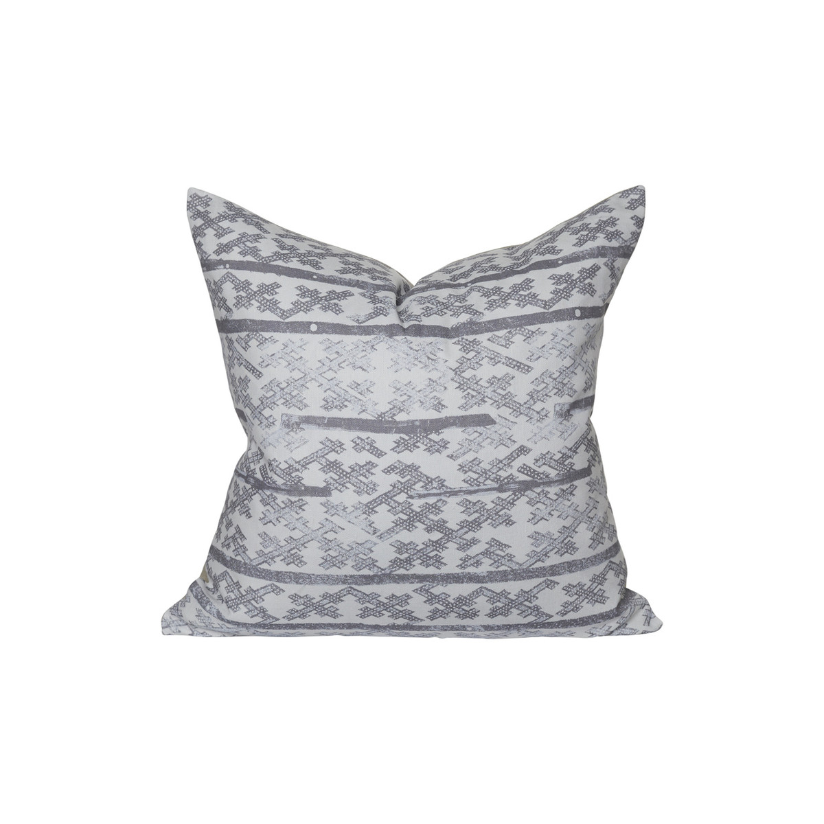Talmage Pillow 22 - Pewter