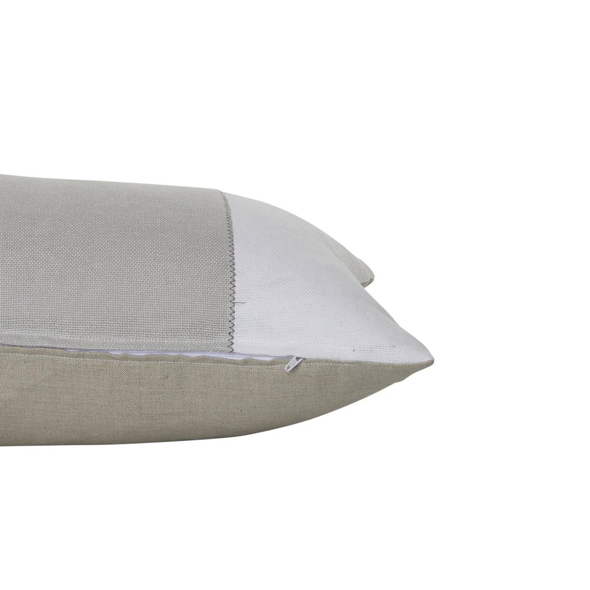 Cooper Lumbar Pillow- Gray