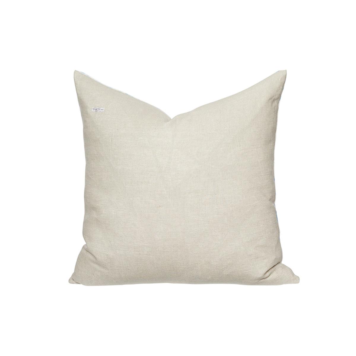 """Linen Back 26"""" Pillow"""