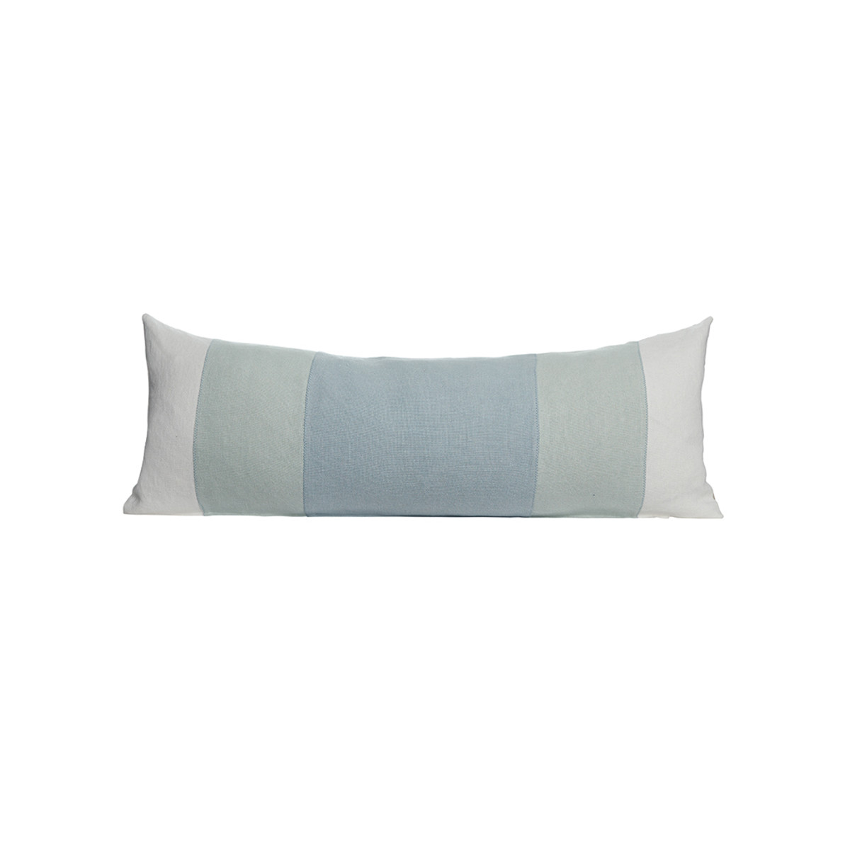 Cooper Decorative Lumbar Front in Aqua