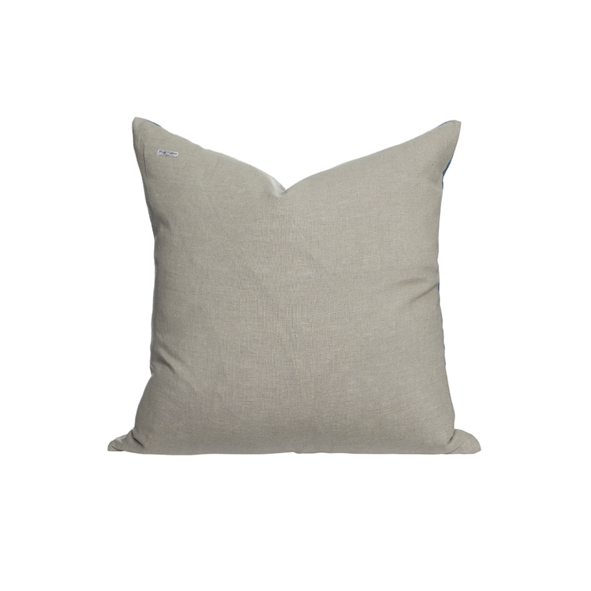 House of Cindy Eco Linen Pillow Back