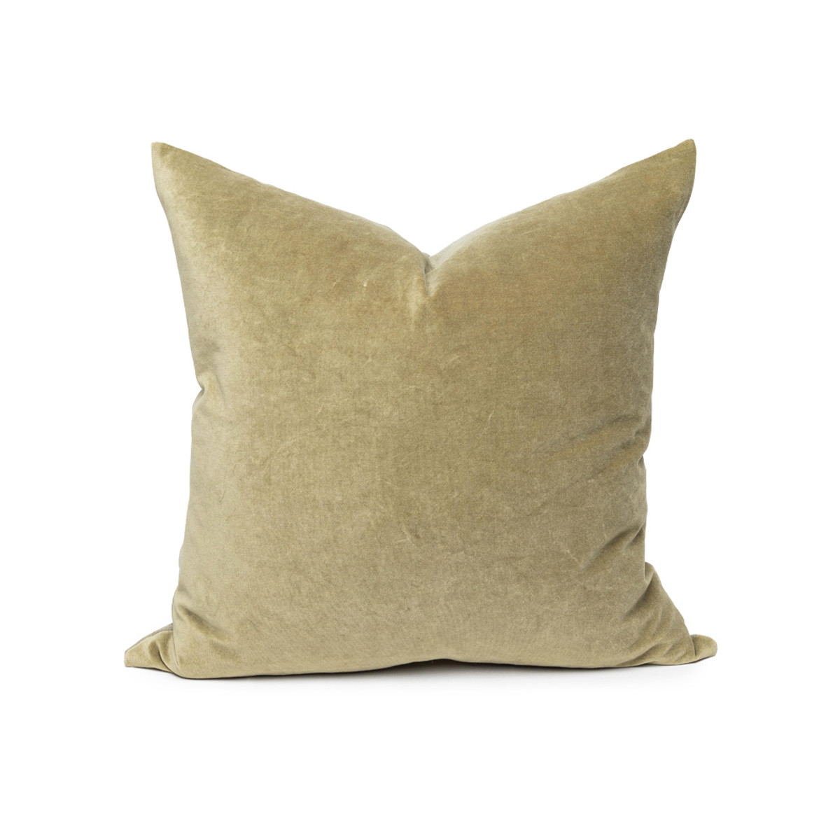 Sophie Olive Green Jade Velvet Pillow Decorative Pillows Shop House Of Cindy