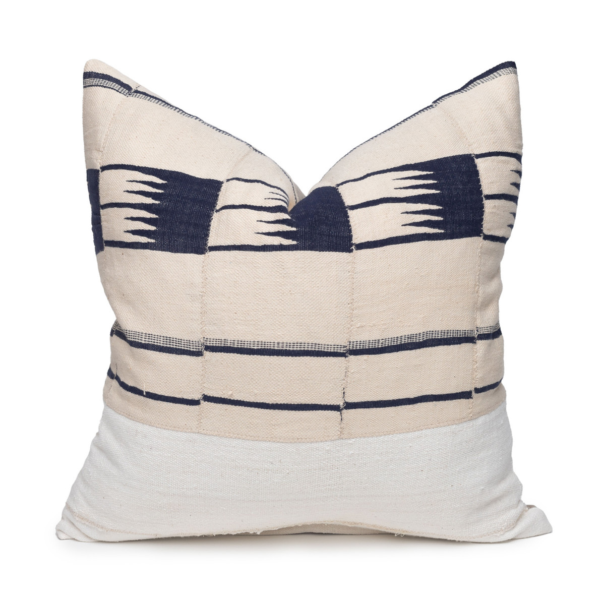 """Siena Pillow 22"""" x 22"""" - Front View"""