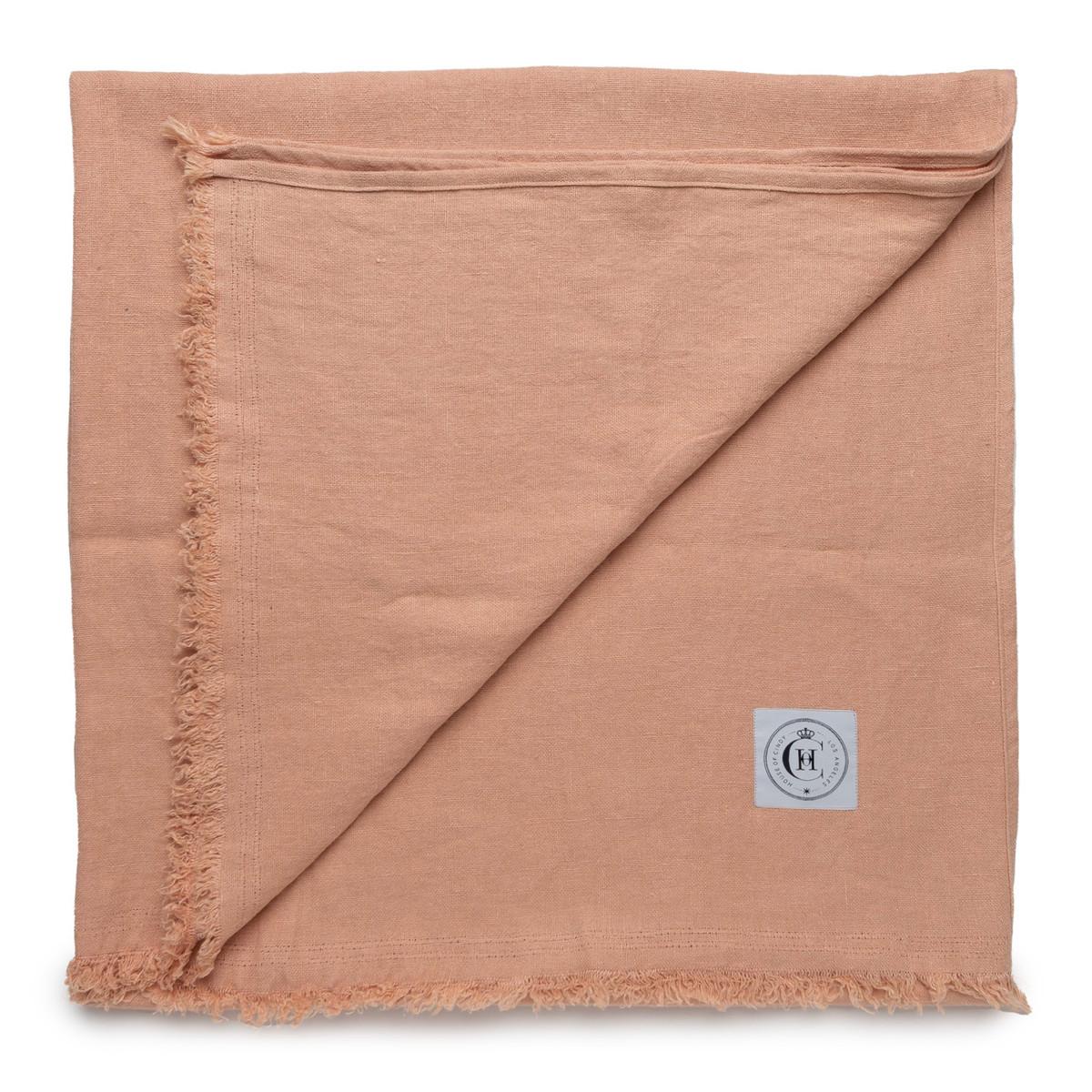 Topanga Throw Blanket- Sahara Sand