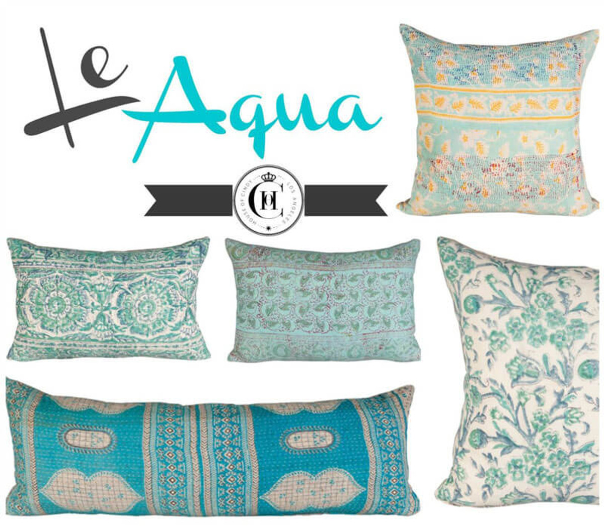 The Art of Color Energy: Aqua