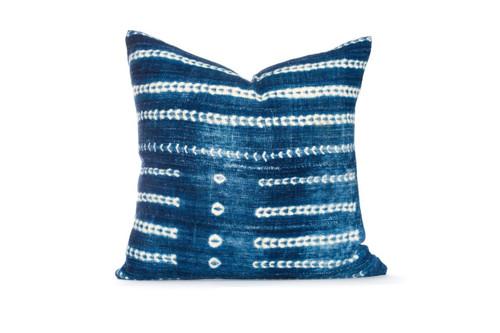Indigo Pillow 22 - 0077