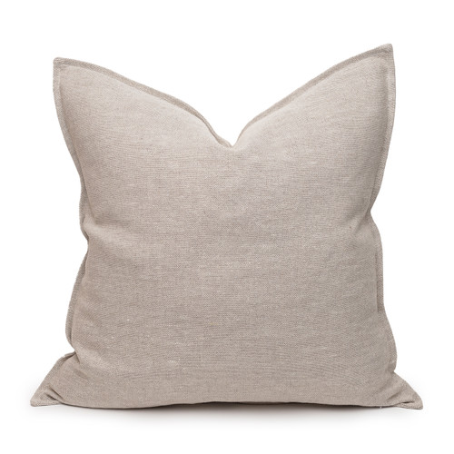 Simone PURE LINEN pillow Natural - front