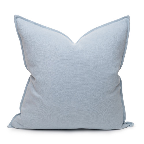 Simeone PURE LINEN pillow french blue - Front