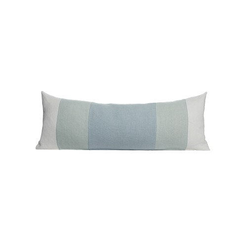 Cooper Decorative Lumbar Front in Aqua