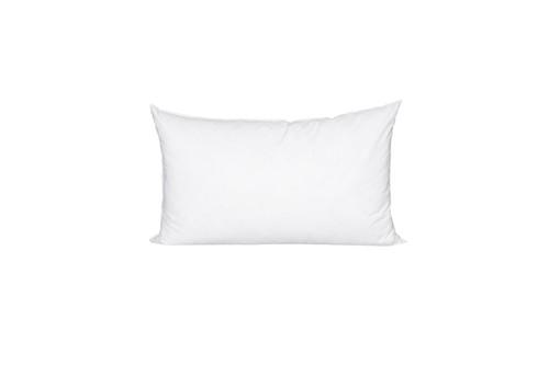 18 x 26 Lumbar Feather Down Pillow Insert - Made in USA
