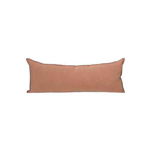 Santal Linen Pillow 1436 - Sunstone - Front View