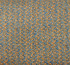 A lovely soft brushed cotton, Suitable for all sewing projects, 100% cotton , 140 cm wide, Washable at 30 degrees -Blue design