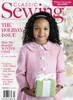 Classic Sewing Magazine Holiday 2021, Full of lovely ides, projects and more,  Choose from, Smocking, heirloom sewing, lace work & more, Beautiful winter coat, Christmas dress, Adorable girls dresses, Cute boy's outfits, Ladies blouse Ornaments, Tree skirts & more