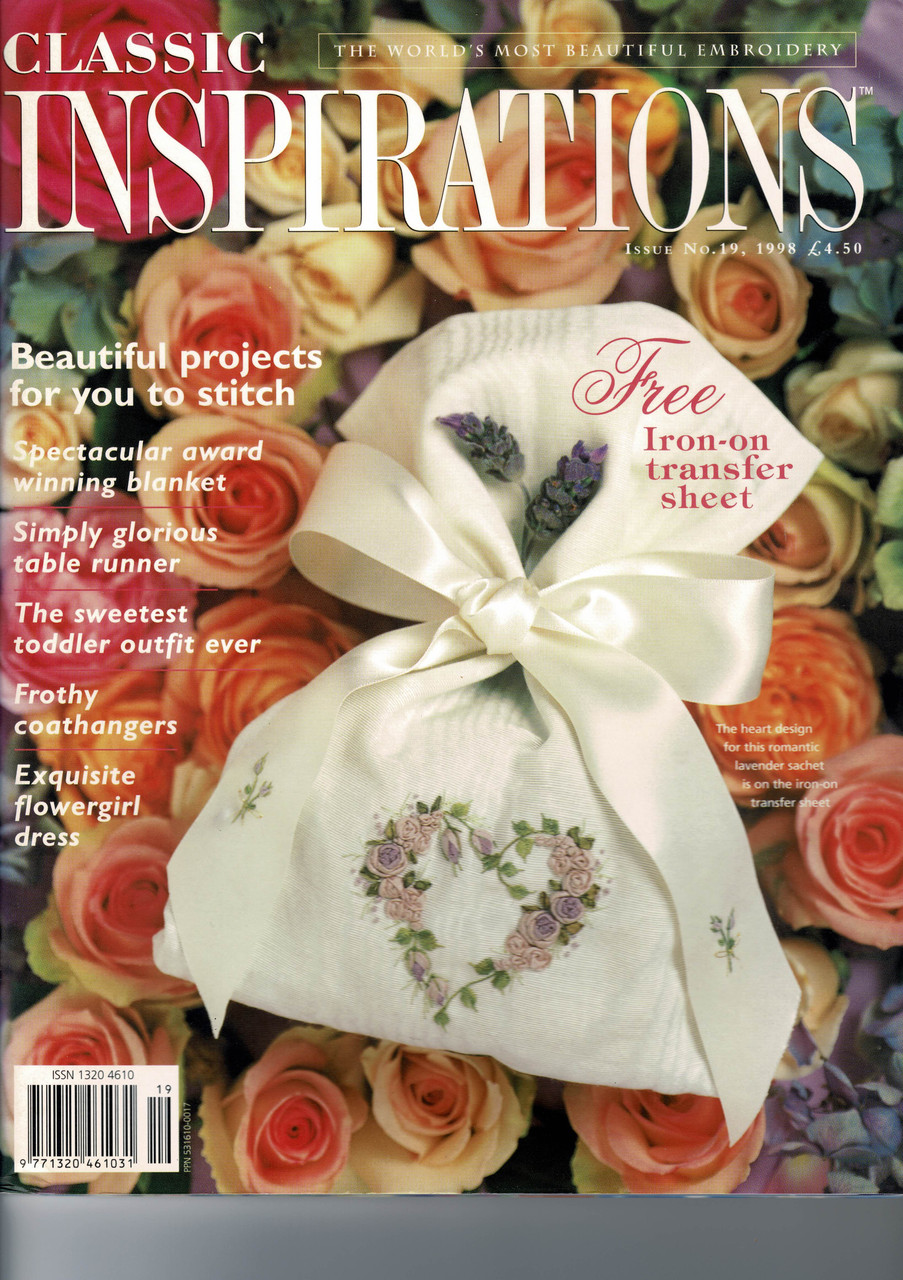 Classic Inspirations Magazine , Issue 19, excellent condition