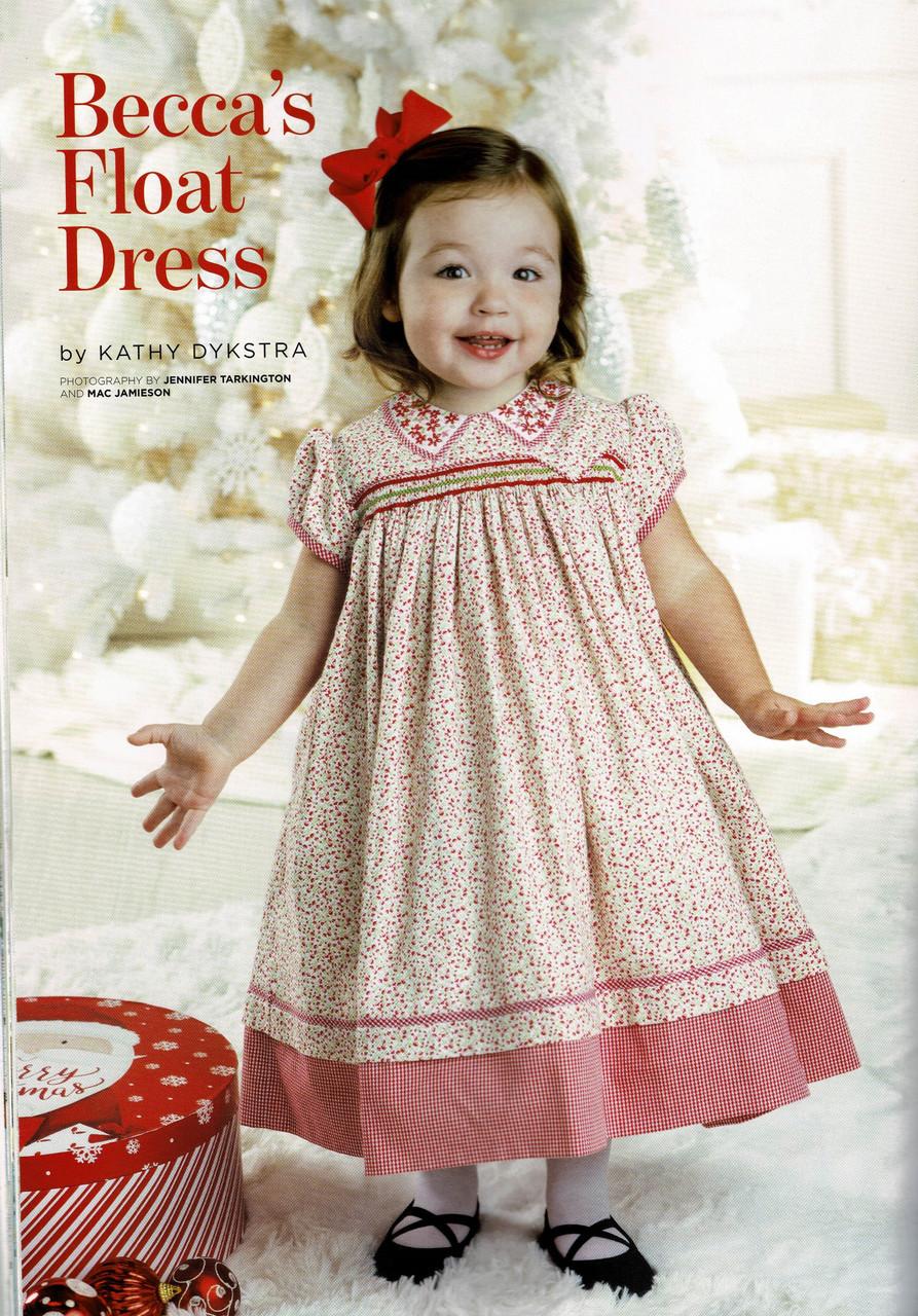 Becca's Float dress