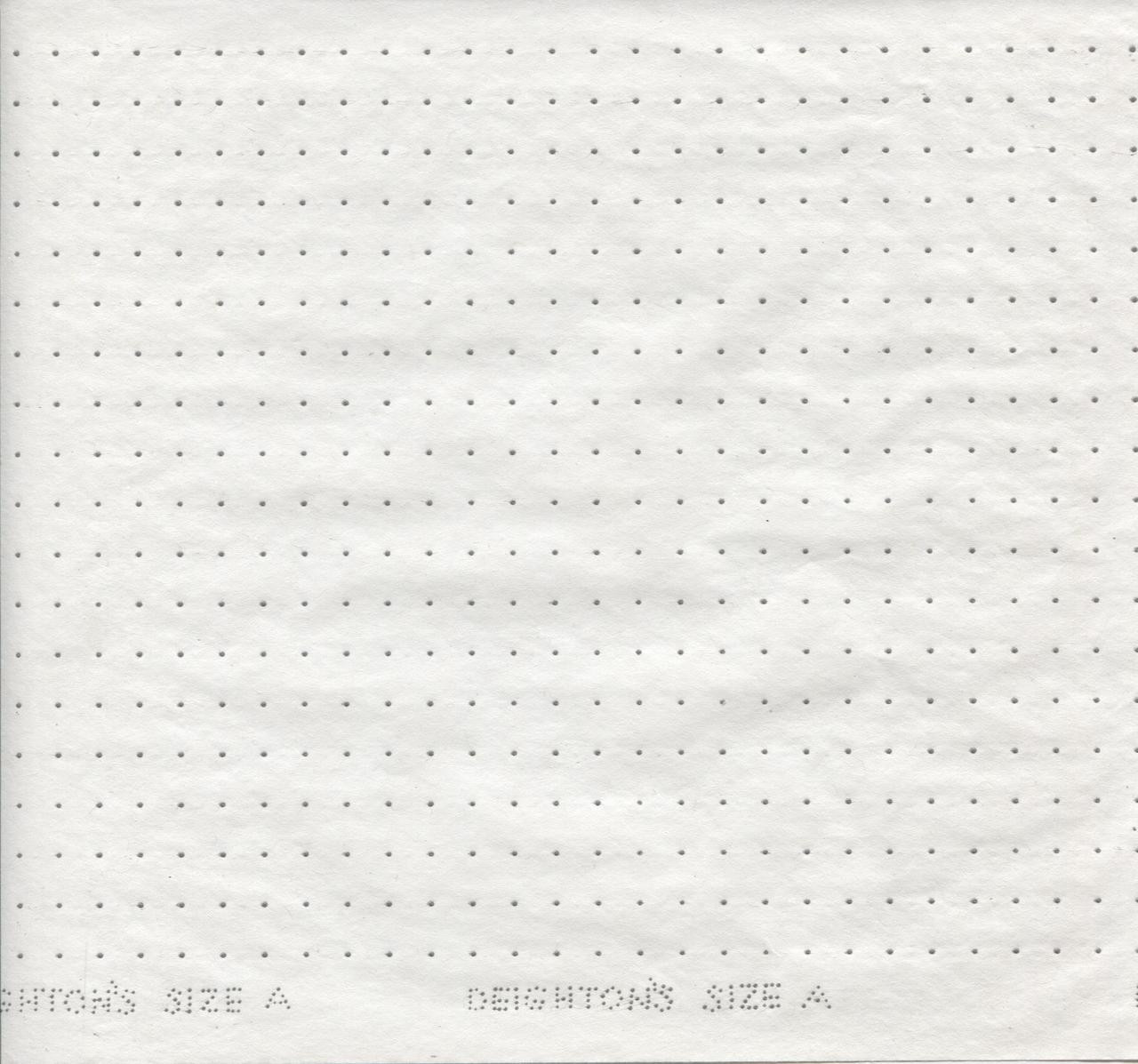 Smocking Transfer Dots - Size 'A' 8 mm x 9.5 mm - see video on how to use - one sheet in each pack