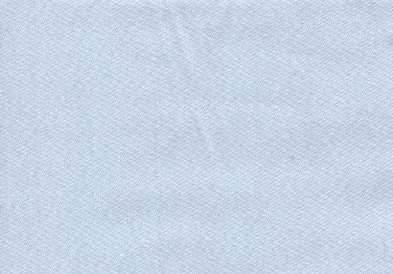 100% Pima Cotton Satin Batiste in blue, ideal for Antique Dolls clothes  and baby wear - 115 cm wide priced per metre - Batiste means a fine light cotton fabric