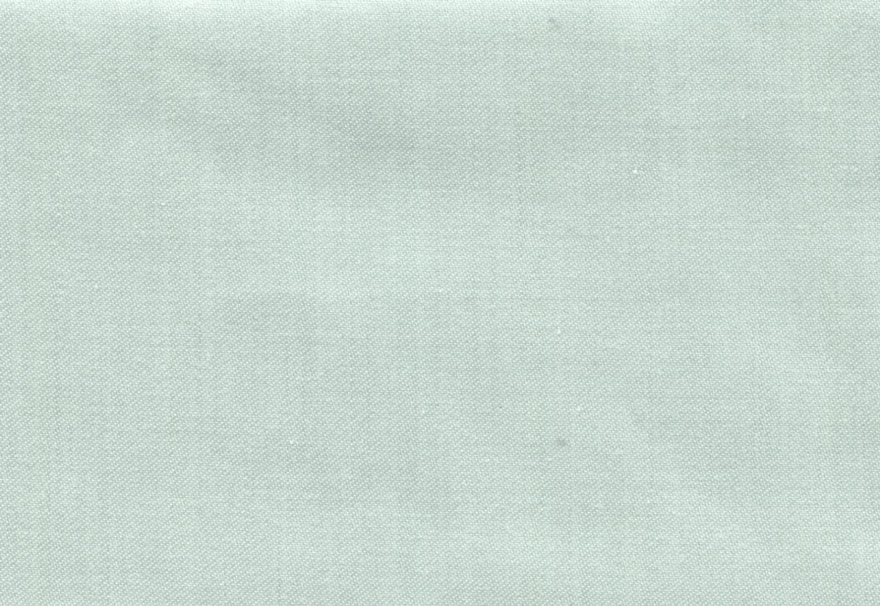 100% Pima Cotton Satin Batiste in mint, ideal for Antique Dolls clothes  and baby wear - 115 cm wide priced per metre - Batiste means a fine light cotton fabric