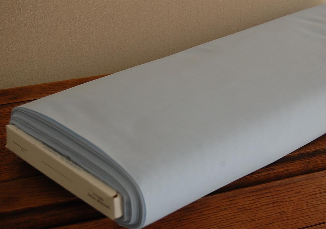 Powder Blue 100% Cotton Petticoat Batiste 114 cm -  Batiste means a fine light cotton fabric