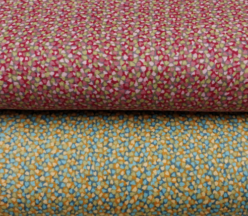 A lovely soft brushed cotton, Suitable for all sewing projects, 100% cotton , 140 cm wide, Washable at 30 degrees Pink or Blue design