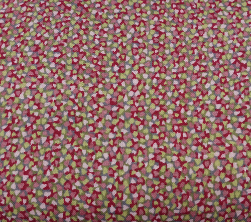 A lovely soft brushed cotton, Suitable for all sewing projects, 100% cotton , 140 cm wide, Washable at 30 degrees - Pink, order blue dots to see them on this fabric