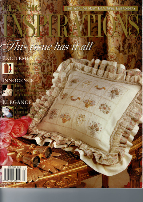 Classic Inspirations Magazine , Issue 13, Very good condition