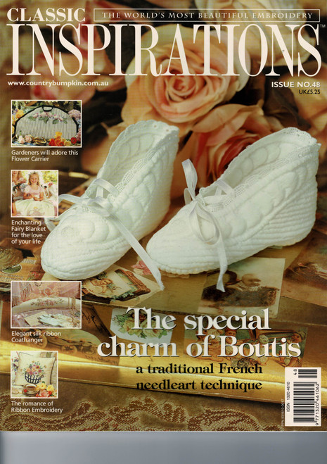 Classic Inspirations Magazine , Issue 48, excellent condition