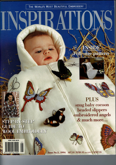 Inspirations magazine, issue 5, excellent condition