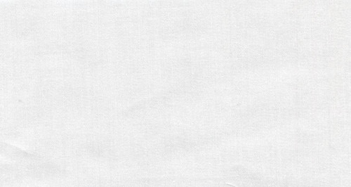 100% Pima Cotton Satin Batiste in white, ideal for Antique Dolls clothes  and baby wear - 115 cm wide priced per metre - Batiste means a fine light cotton fabric